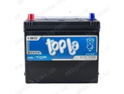 Аккумулятор Topla Top Asia 75Ah 740A JL+