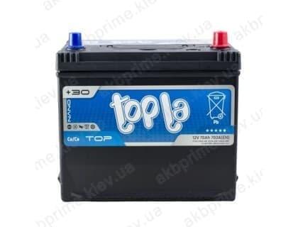 Аккумулятор Topla Top Asia 75Ah 740A JR+