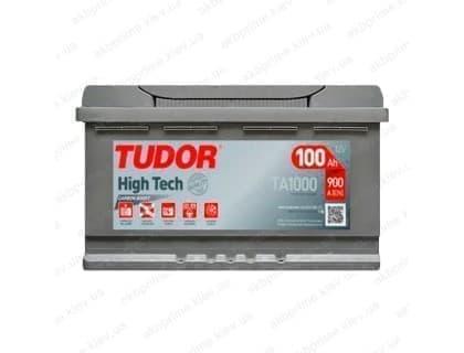 Аккумулятор Tudor High-Tech 100Ah 900A R+