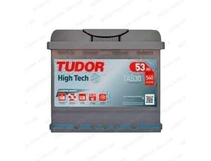 Аккумулятор Tudor High-Tech 53Ah 540A R+