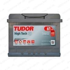 Аккумулятор Tudor High-Tech 61Ah 600A R+