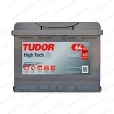 Аккумулятор Tudor High-Tech 64Ah 640A R+