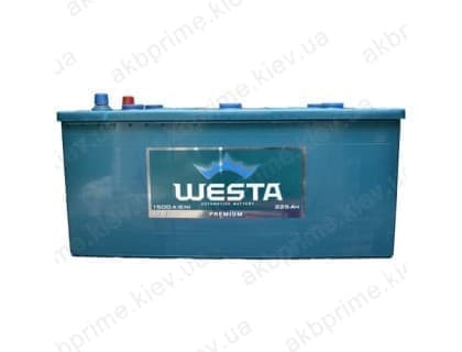 Аккумулятор Westa Premium 225Ah 1500A L+