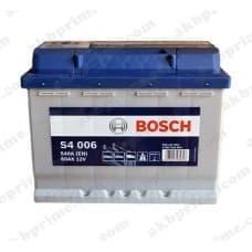Аккумулятор Bosch Silver 60Ah 540A L+