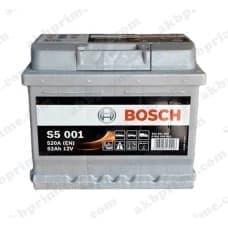 Аккумулятор Bosch Silver Plus 52Ah 520A R+