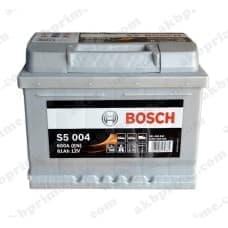 Аккумулятор Bosch Silver Plus 61Ah 600A R+