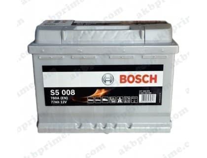 Аккумулятор Bosch Silver Plus 77Ah 780A R+
