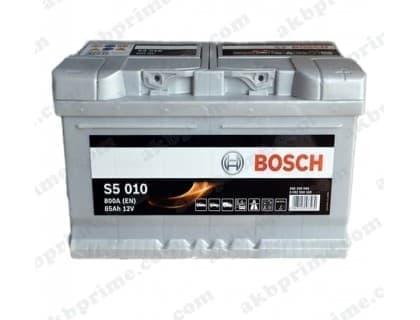 Аккумулятор Bosch Silver Plus 85Ah 800A R+