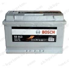 Аккумулятор Bosch Silver Plus 100Ah 830A R+