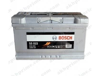 Аккумулятор Bosch Silver Plus 110Ah 920A R+
