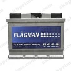 Аккумулятор Flagman Standart 60Ah 510A L+