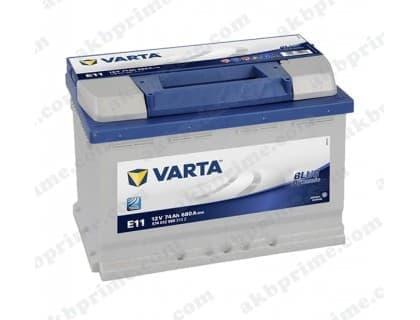 Аккумулятор Varta Blue Dynamic 74Ah 680A R+