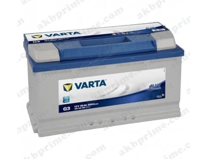 Аккумулятор Varta Blue Dynamic 95Ah 800A R+