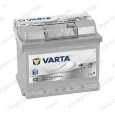 Аккумулятор Varta Silver Dynamic 52Ah 520A R+