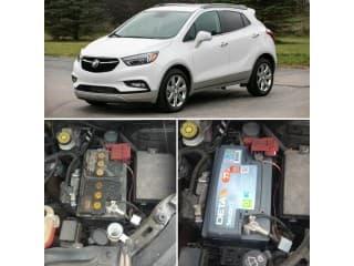 Замена аккумулятора на автомобиль Buick Encore 2.0 бензин